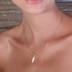 Delicate necklace