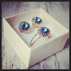 Bridesmaids rings