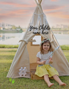 teepee-your-childs-name