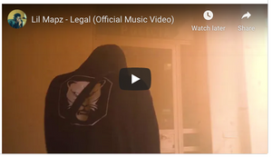 Lil Mapz - Legal (Official Music Video)