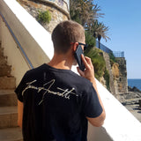 Black Signature T-Shirt 2018 - Jesus Amoretti