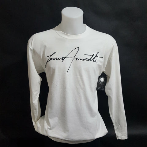 FYOF White Panther Long Sleeve 2017 - Jesus Amoretti