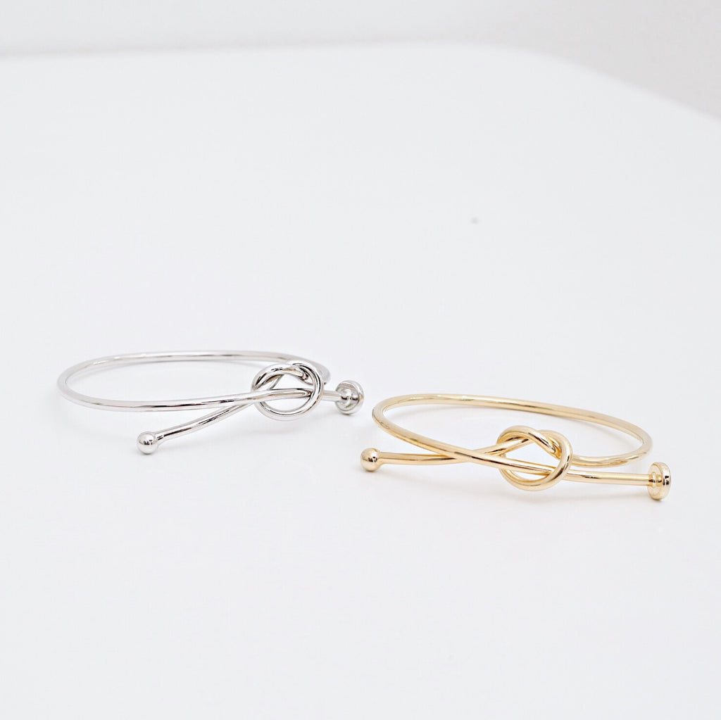 Edha Knot Bangle