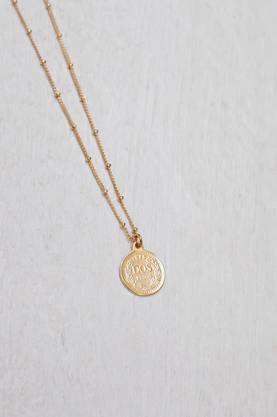 1945 Coin Necklace