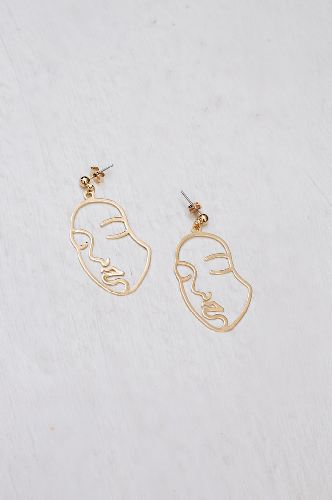 Faccia Earrings