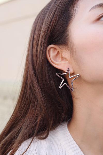 Zayneb Star Earrings