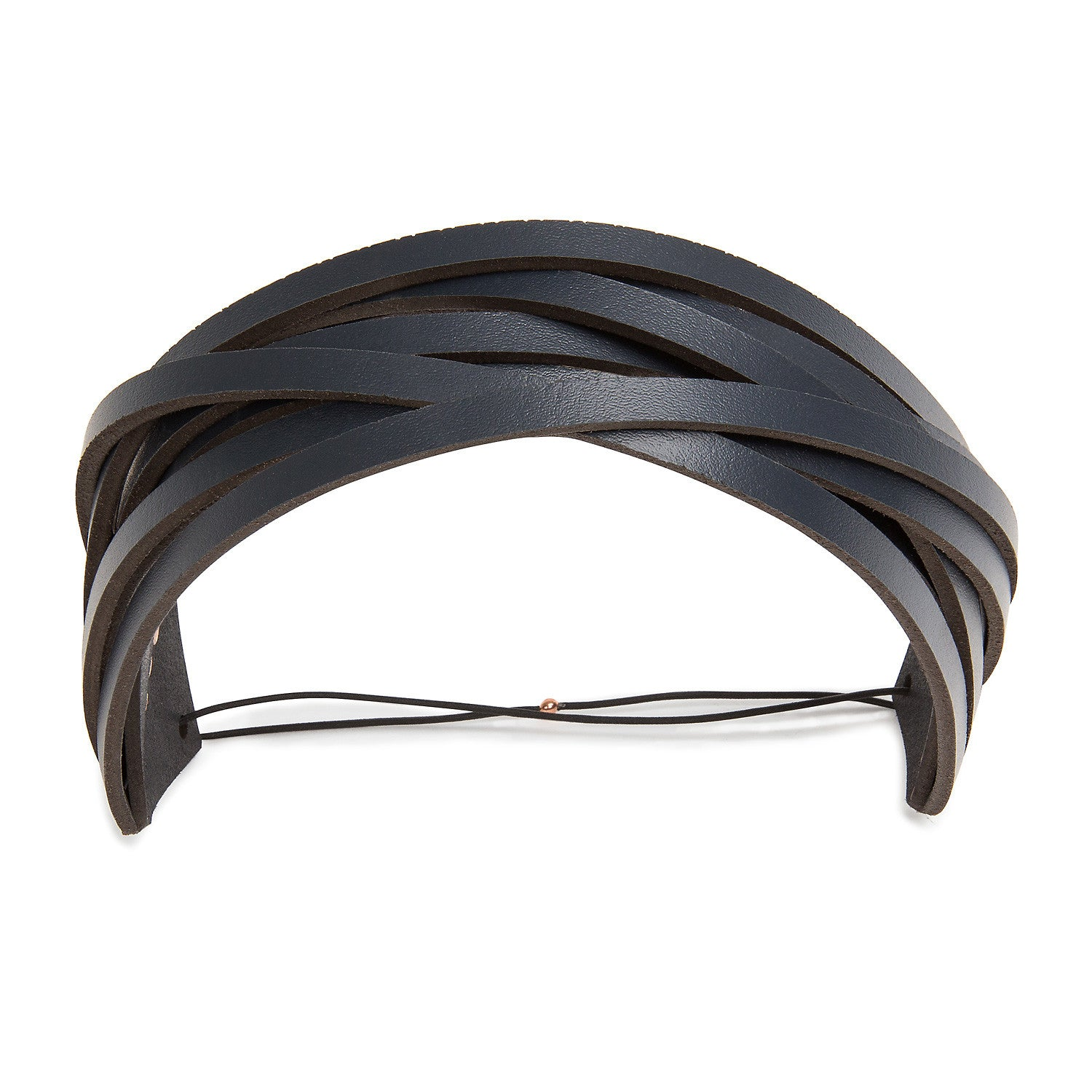 The Season leather hairband
