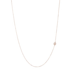 Secret Stone Necklace-Moonstone
