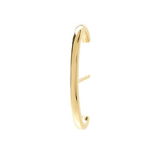 Load image into Gallery viewer, Single Solid Ear Line Cuff-Single