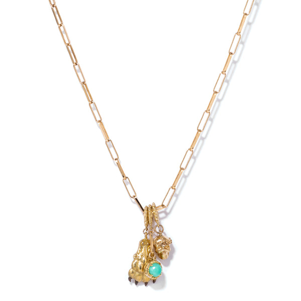 Doillon Charm Necklace