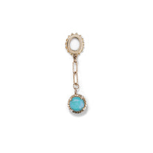 Load image into Gallery viewer, Stone Charm- Turquoise
