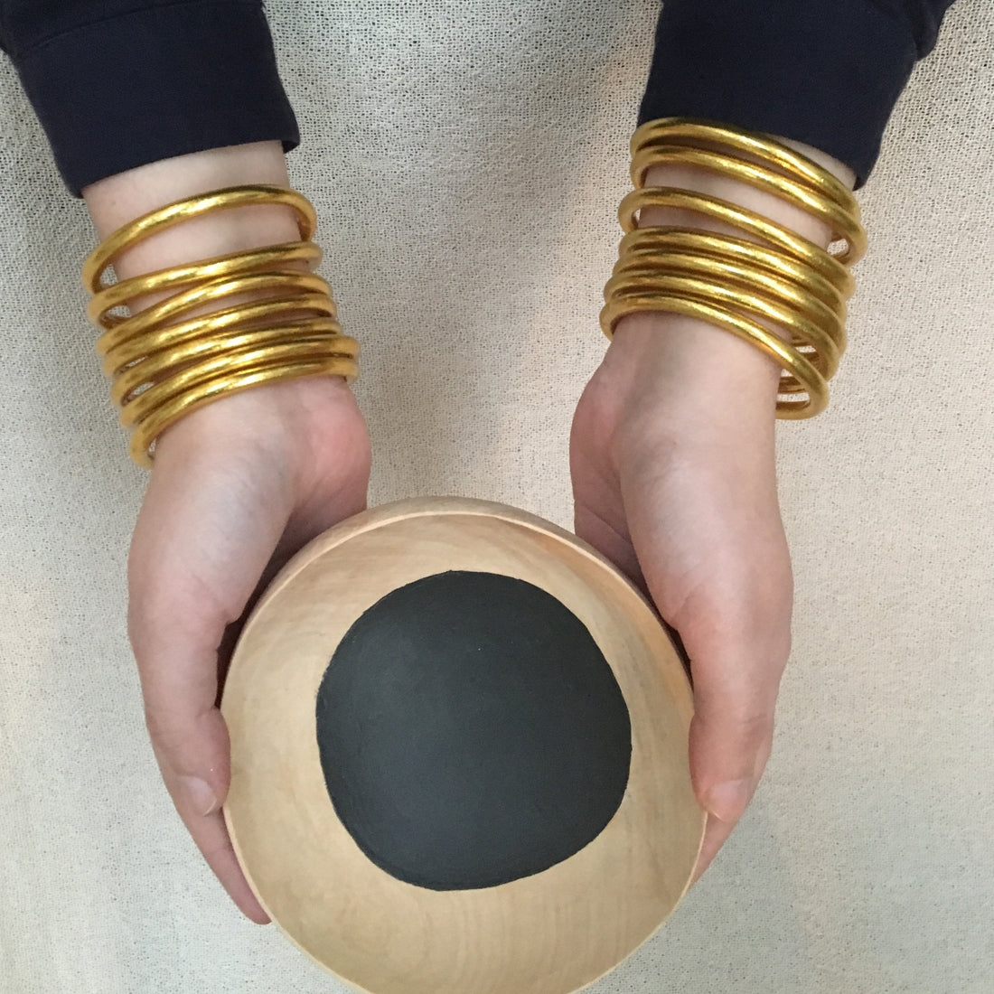 BAAN Bangle- Gold