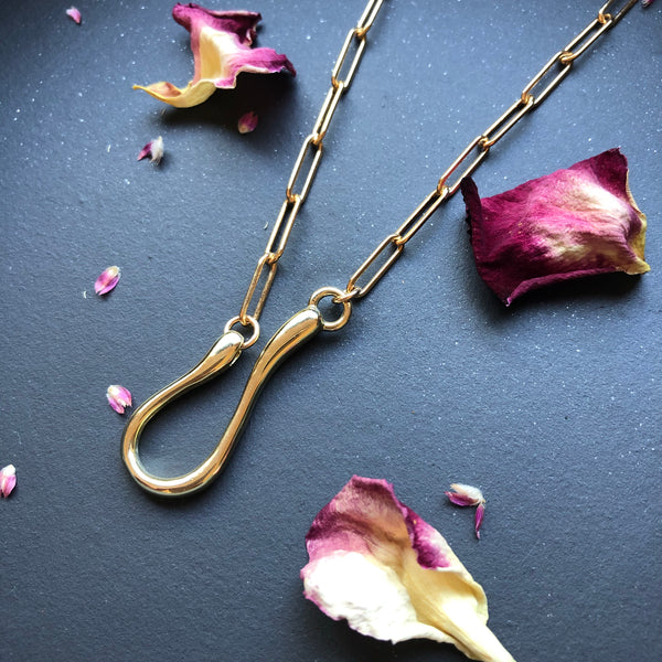 Hook Necklace-ONLINE EXCLUSIVE