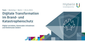 Workshop: Digitale Transformation (Flyer)