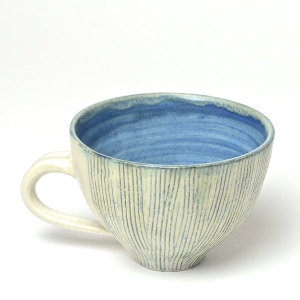 Sticks Collection: Espresso Cup (blu)