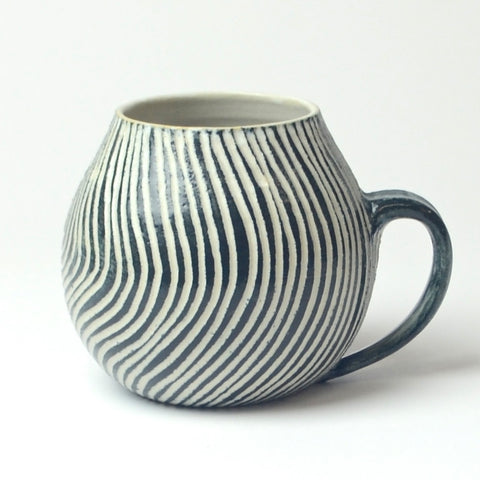 Contour Lines Collection: Tea Cup (ombra)