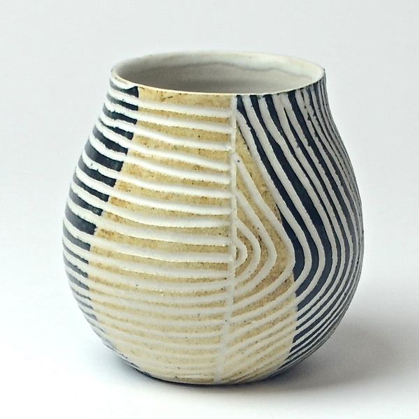 Contour Lines Collection: Tea Cup (ombra/terra)