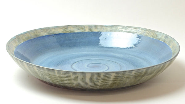 Sticks Collection: Large Serving Bowl (blu)
