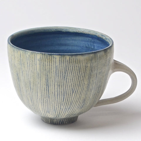 Sticks Collection: Tea Cup (blu)