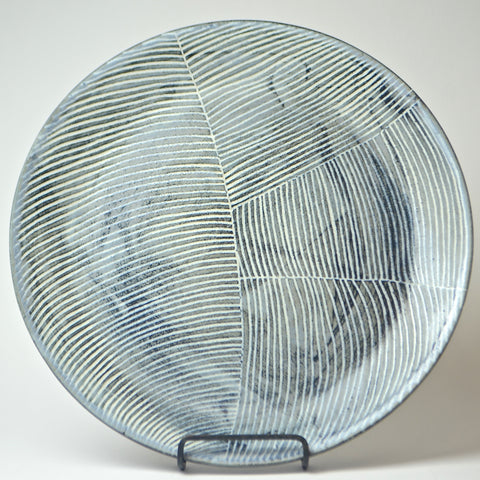 Contour Lines Collection: Serving Plate (ombra)