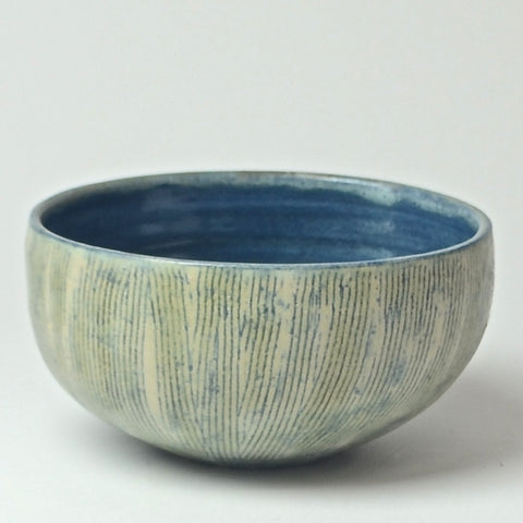 Sticks Collection: Oliva Bowl (blu)