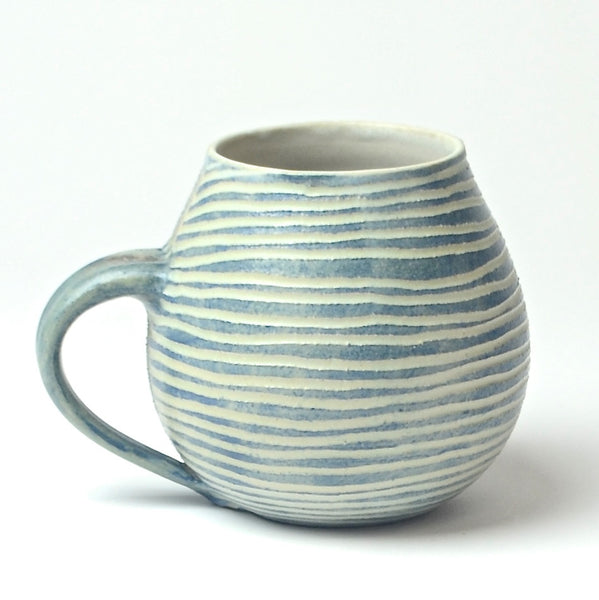 Contour Lines Collection: Tea Cup (turquoise)