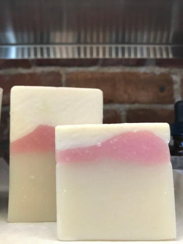 TRIPLE MINT HANDCRAFTED SOAP