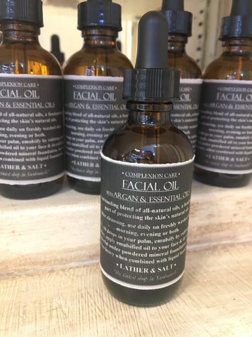 FACIAL OIL 2 OZ.