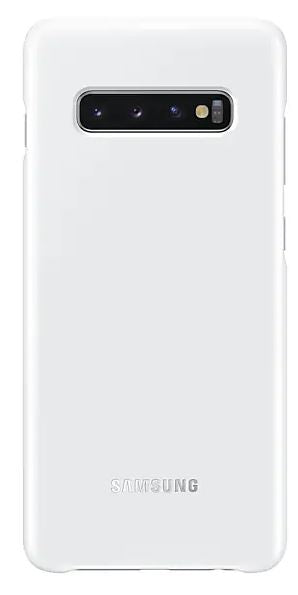 Samsung S10 Plus LED Cover White EF-KG975CWEGWW Retail Packed