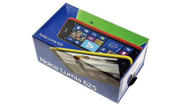 Nokia Lumia 625 Empty Box
