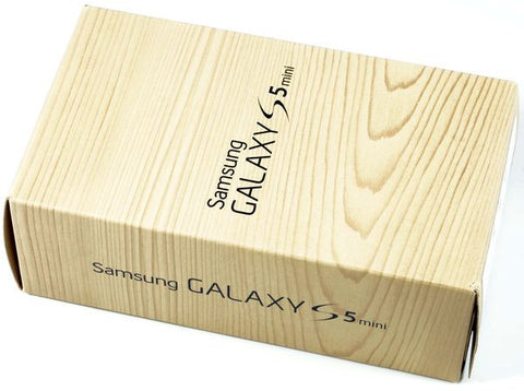 Samsung S5 Mini G800F Empty Box