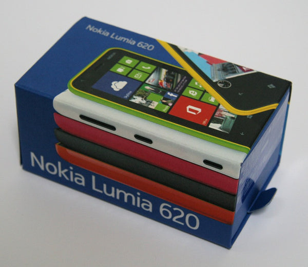 Nokia Lumia 620 Empty Box