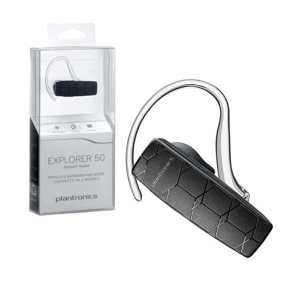 Plantronics Explorer 50 Bluetooth Headset Retail Packed
