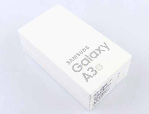 Samsung A3 2016 A310F Empty Box