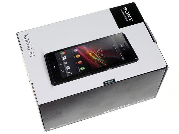 Sony Xperia M Empty Box