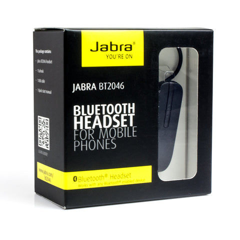 Jabra Bluetooth Headset BT2046 Retail Packed