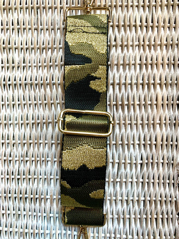 Adjustable Strap - Camo