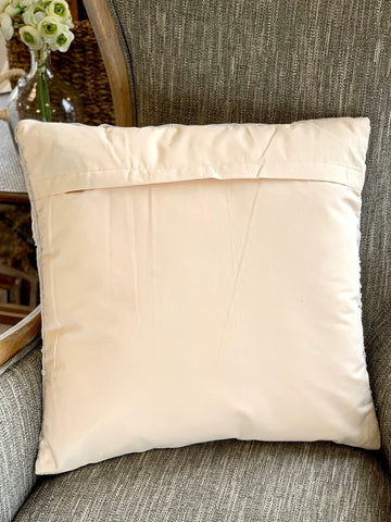 Set the Tone Pillow