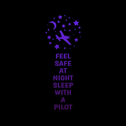 Feel Safe at Night Aviation Airplane Design