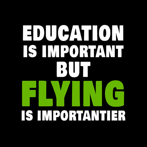 Education-Flying Aviation Airplane Design