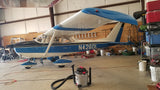 Cessna 172 Skyhawk (Blue/Black) Airplane Design