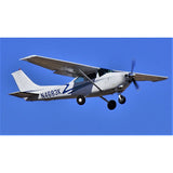 Cessna 182 Skylane (Blue/Silver) Airplane Design