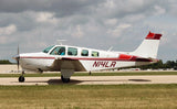 Beechcraft Bonanza A36 model 1
