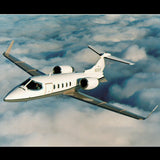 Learjet 31A (Gold) Airplane Design