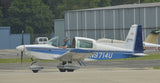 Airplane Design (Blue) - AIR7IL385AA5-B1