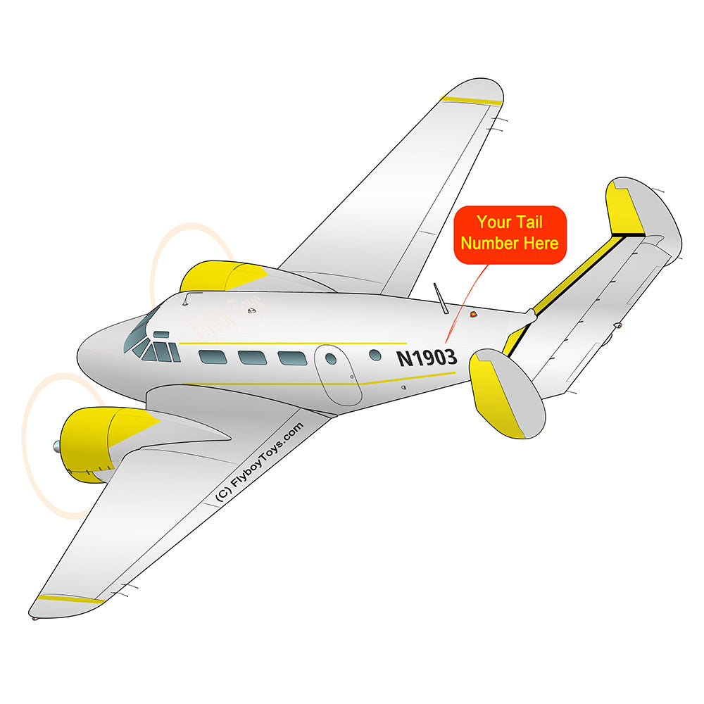 Airplane Design (Yellow) - AIR25518-Y1