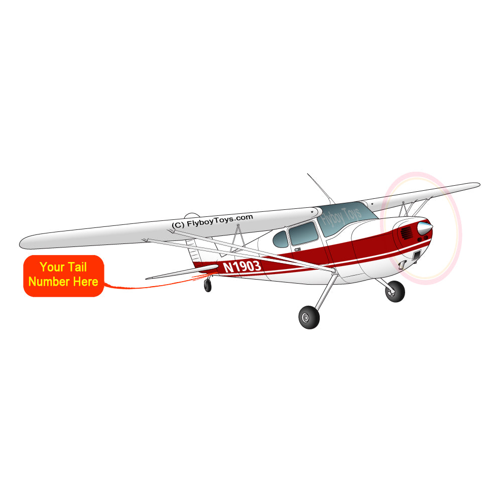 Airplane Design (Red) - AIR35JJ120-R1
