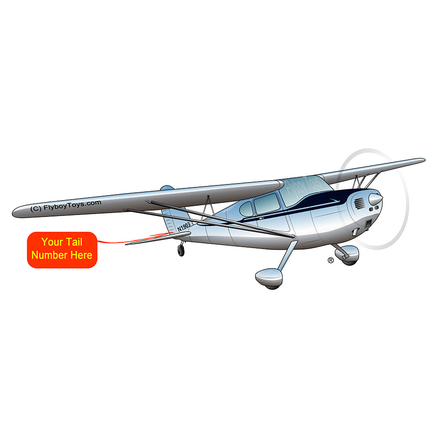 Airplane Design  (Blue #2) - AIR35JJ140-B2