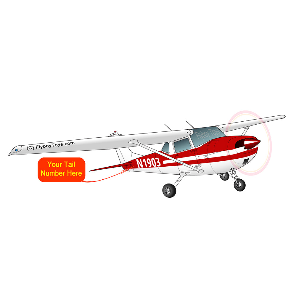 Airplane Design (Red#2) - AIR35JJ150-R2