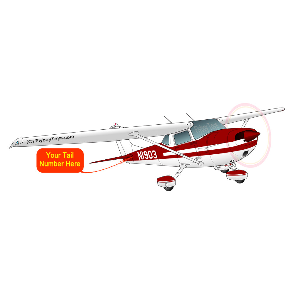 Airplane Design (Red#6) - AIR35JJ150-R6